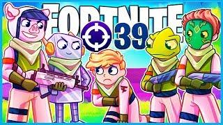 WE DROPPED 39 KILLS in TFUE Peen Scrims in Fortnite: Battle Royale! (Fortnite Funny Moments)