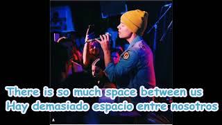 Leroy Sanchez - Love in the dark traducida lyrics (Adele cover)