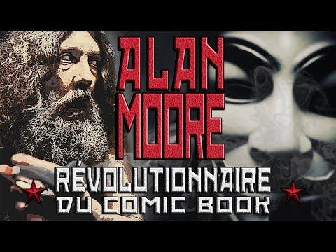 Vidéo de Alan Moore