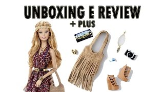 Unboxing e review The Barbie Look Music Festival