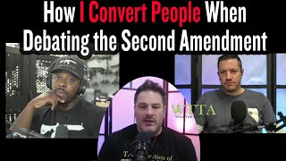 How I Convert People When Debating the Second Amendment