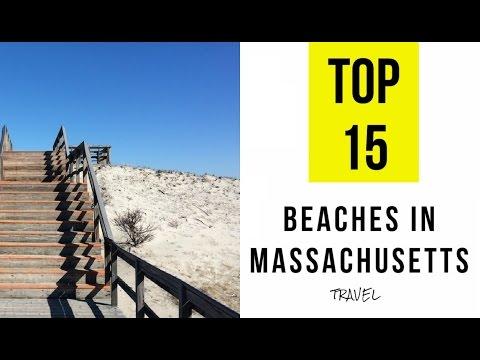 Video TOP 15. Best Beaches in Massachusetts