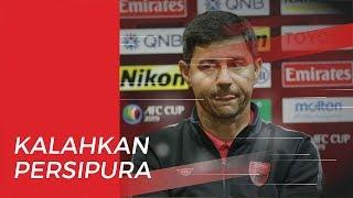 Pelatih PSM Makassar Tak Percaya atas Hasil yang Didapat Pemainnya saat Kontra Persipura