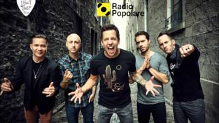 Simple Plan @ Radio Popolare (Interview)