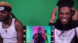 Soltera Remix - Lunay X Daddy Yankee X Bad Bunny ( Reaction )