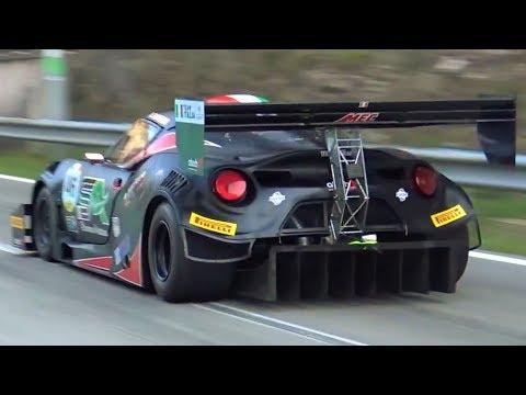 Alfa Romeo 4C Turbo by Picchio || 550Hp/890Kg Monster Onboard - FIA HillClimb Masters 2018