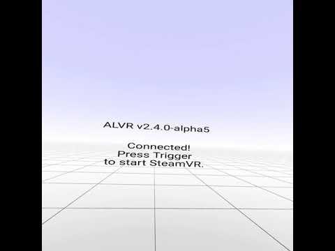 Alvr Oculus Quest
