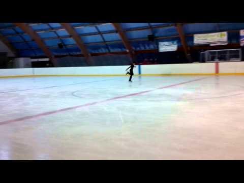 competition de patinage artistique Tawan-François  21 mars 2015