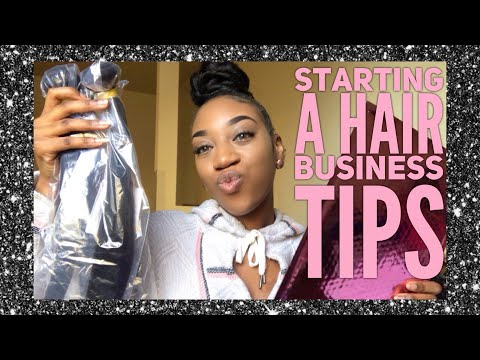 Starting A Hair Business Tips | TALK WITH K Series !