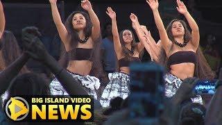 Смотреть онлайн Фестиваль гавайских танцев