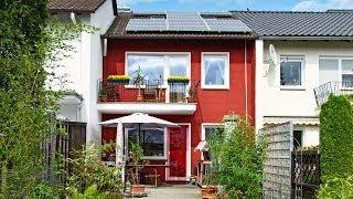 preview picture of video 'Einziehen und Wohlfühlen - Reihenmittelhaus in Burgdorf'