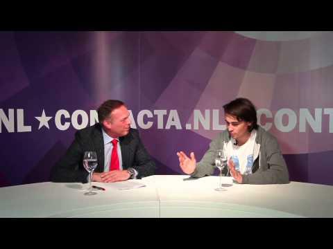 ContactaTV interview met Alexander Klöpping