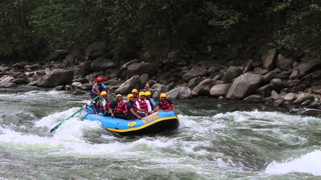 Manali Adventure Camp Video