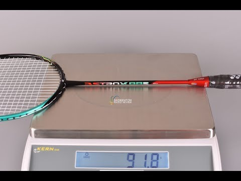 Yonex Astrox 88s 3u and 4u Badminton Racket Review