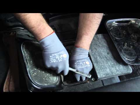 Das Bitumen das Benzin Masut