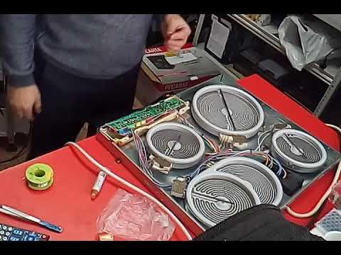 Ремонт варочной поверхности Electrolux