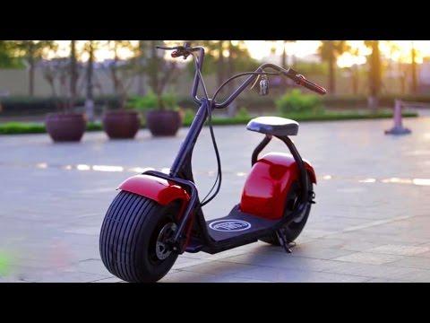 Đánh giá xe máy điện Suzika D1