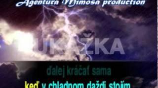 Peha   Za Tebou (MIMOSA KARAOKE 2)