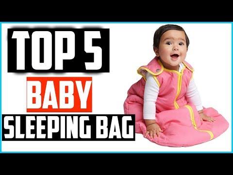 Top 5 Best Baby Sleeping Bag in 2019 – Baby Wearable Blanket