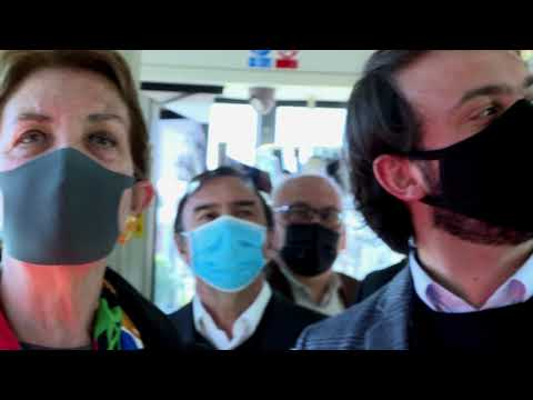 video Implementación buses eléctricos en Valparaíso a través de un concurso público
