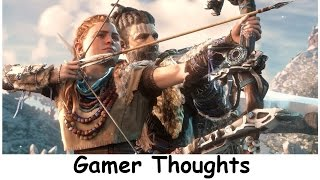 Horizon Zero Dawn E3 Trailer And Gamer Thoughts