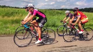 Традиционная тренировка с командой AlexTeam на 110 км
