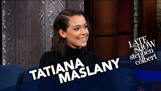 Tatiana Maslany And Stephen Both Love 'Jesus Christ Superstar'