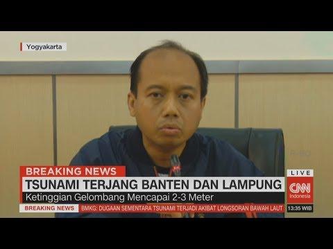 168 Orang Tewas, 745 Luka-luka akibat Tsunami Banten & Lampung