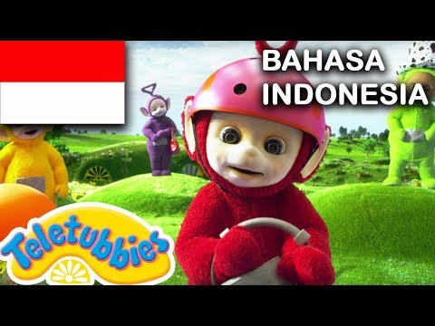 ★Teletubbies Bahasa Indonesia★ Menyiram Tanaman ★ Full Episode - HD | Kartun Lucu 2018