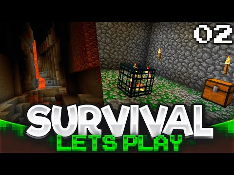 Village temple looting minecraft survival let's play episode 1