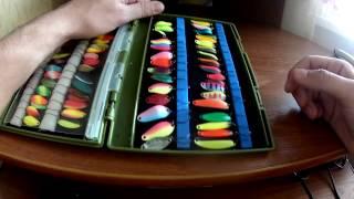 Коробка для блесен takara dream masters