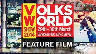 preview picture of video 'Official VolksWorld Show Main Feature - 29th-30th March Sandown Park Esher Surrey'