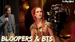 A Wrinkle in Time Bloopers, B-Roll & Behind the Scenes - Reese Witherspoon 2018 - dooclip.me