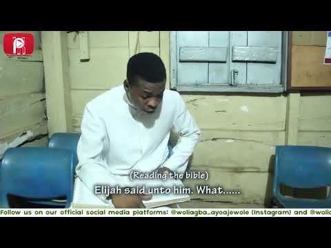 FUNNY ADVERTS BY WOLI AGBA VOL 12