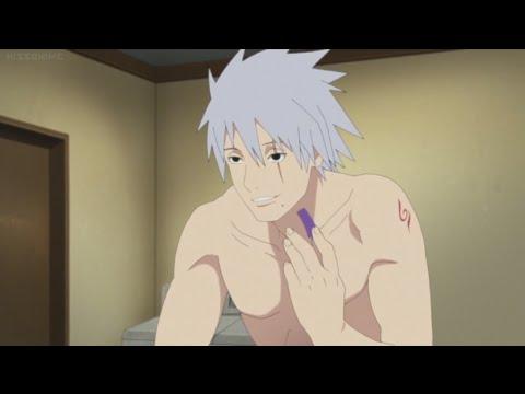 OMFG Kakashi's Face Revealed - Naruto Shippuden Episode 469