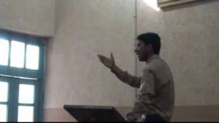 preview picture of video 'Asad Ullah Babar (Division Level Debate - 3rd Position)'