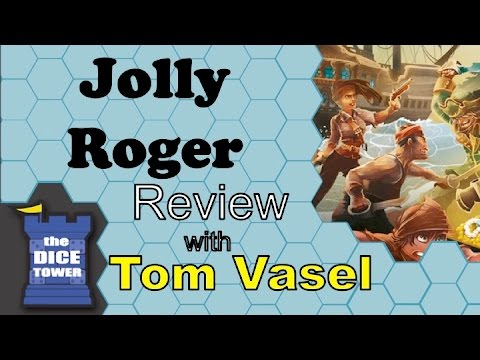 Dice Tower Reviews: Jolly Roger