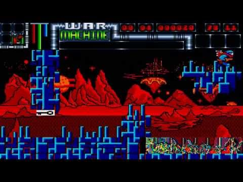 War Machine Atari