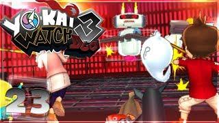 ►LE ROBOT DEVIENT FOU !◄ #23 [ Yo-Kai Watch 3] Version TEMPURA [JAP-FR]