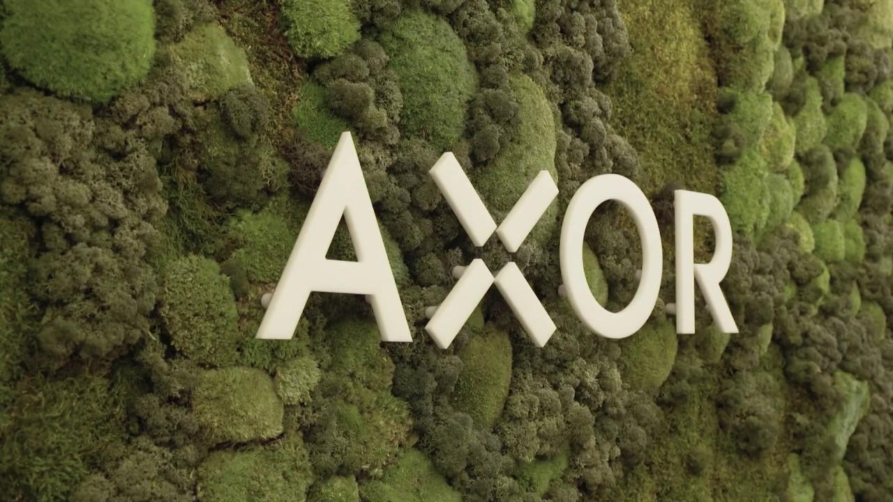 AXOR DOUCHES EN KRANEN