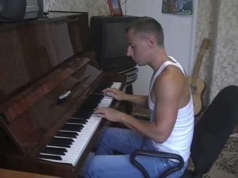 Евгений Крылатов - тема любви из к/ф Смятение чувств (я за фортепиано)