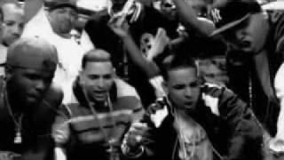 Gansta Zone Remix (fanmade) - Daddy Yankee ft. Varios