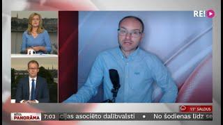 Intervija ar LTV laika ziņu redaktoru Tomu Brici