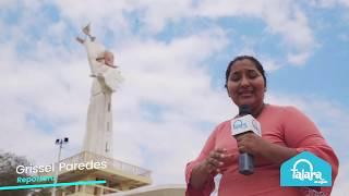 Visitemos al Cristo Petrolero