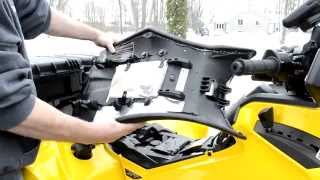 "Can-Am G2 Outlander ATV - A look ""under the hood"""