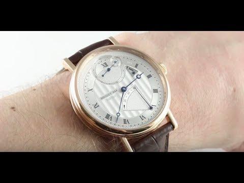 Breguet 72,000 VpH Classique Chronometrie 7727BR/12/9WU Luxury Watch Review
