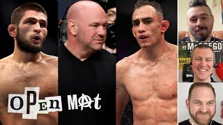 Open Mat with Dan Hardy | Is Khabib vs. Ferguson a cursed match-up? What next for #UFC249?