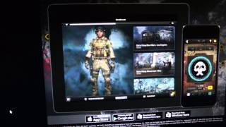 **HOW TO SET UP YOUR CLAN WALKTHROUGH ** CALL OF DUTY GHOSTS