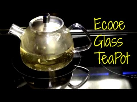Ecooe Glass Tea Pot for Gas and Electric Stove Review
