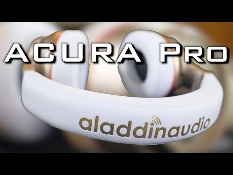 Acura Pro Audiophile BT/NFC  Headphone Review & Sound Test